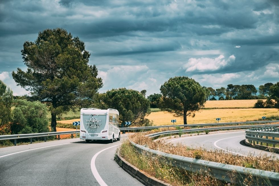 alquilar autocaravana en Cádiz